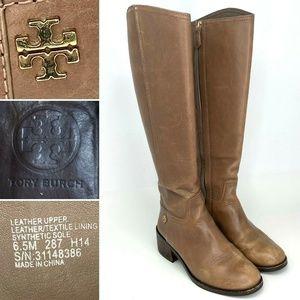 Tory Burch Fulton 55mm Vegan Leather Size 6.5